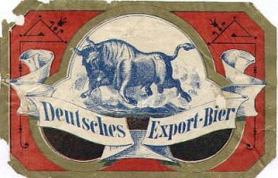 Deutsches Export Bier